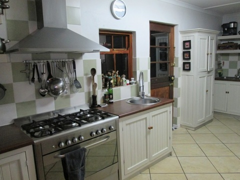 Kitchen, The 3 Chimneys Guesthouse